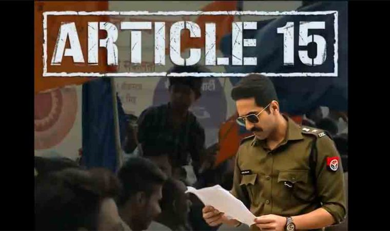 Shuru Karein Kya Song Lyrics – Article 15 Movie
