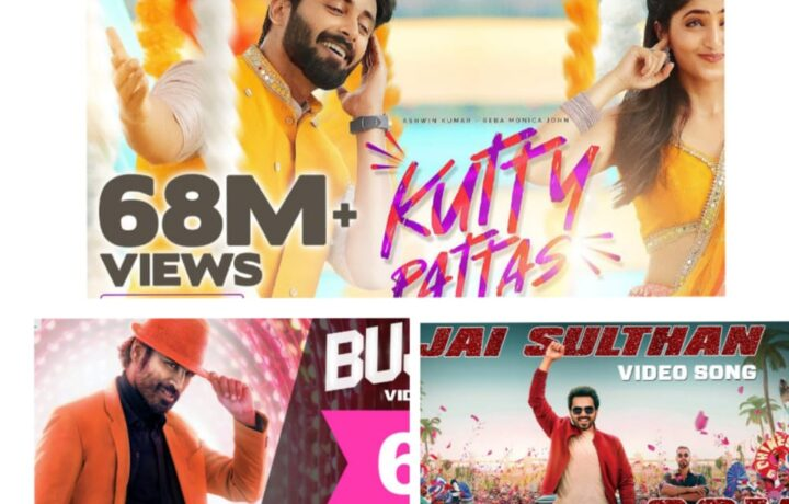 Latest Top 10 Tamil Hits Songs 2021